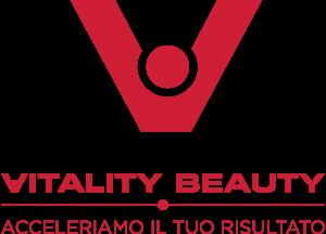 Logo Vitality Beauty centro estetico