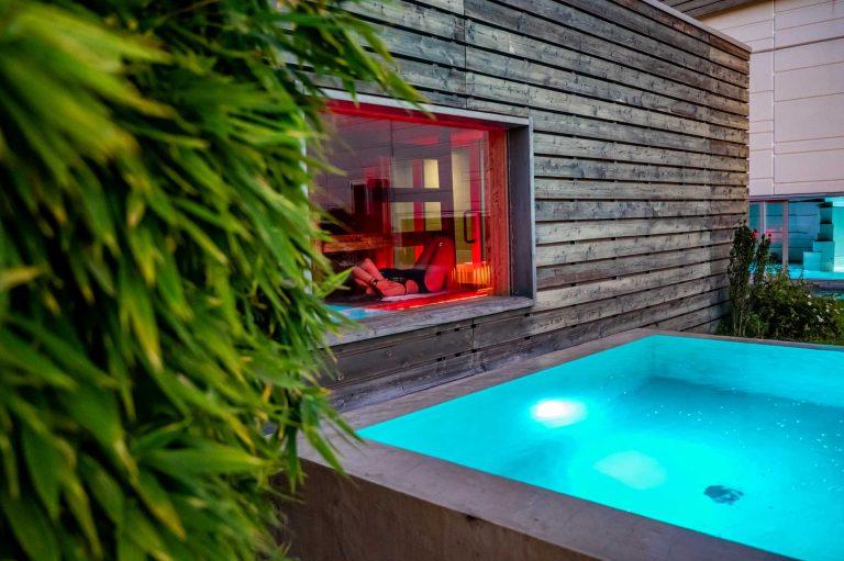 Spa saune