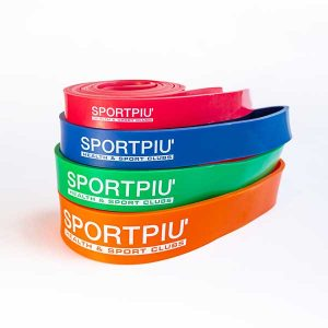 Elastici per sport diversi colori