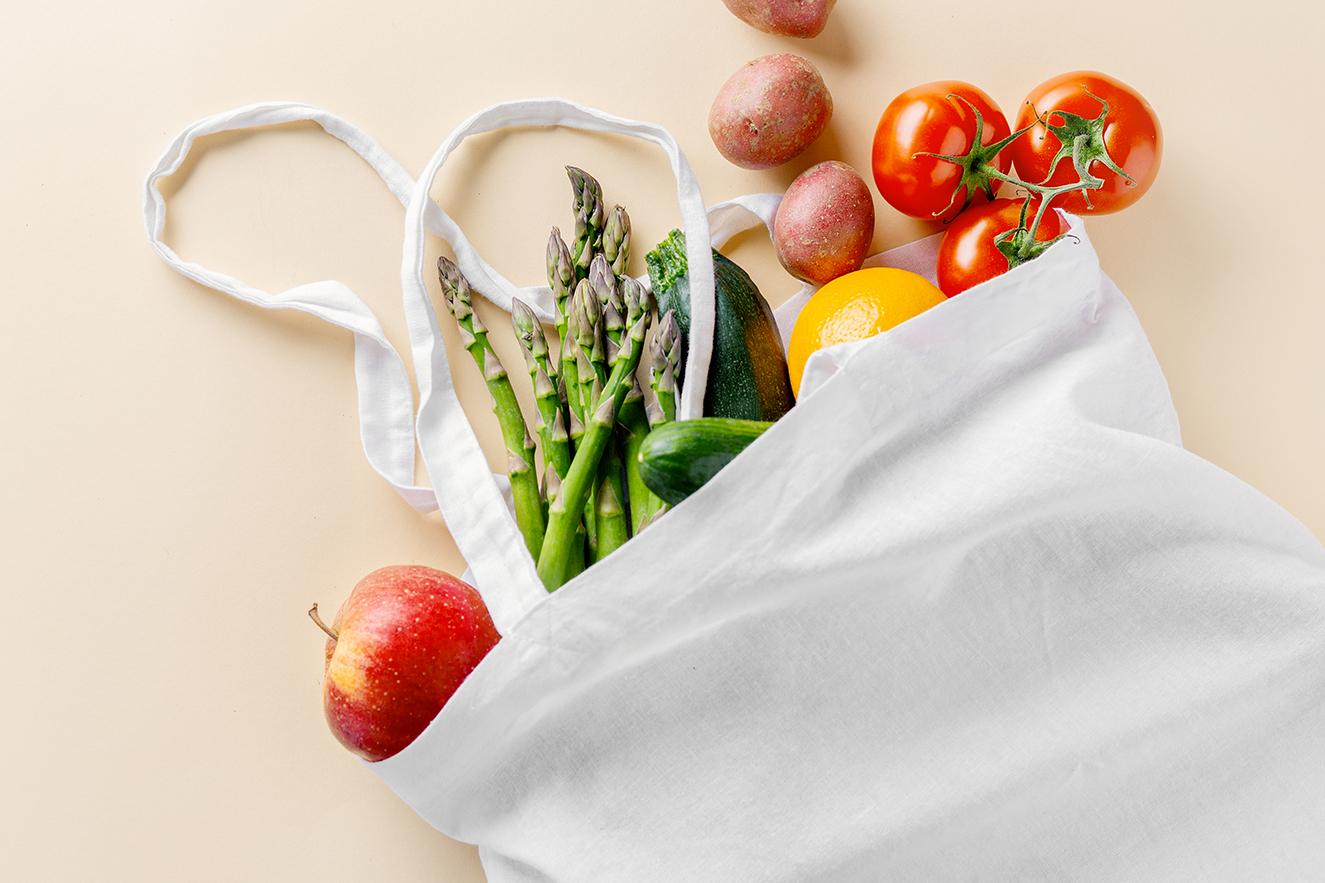 frutta verdura bio shopping stagione